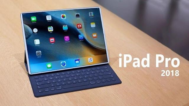 iPad Pro thế hệ mới chỉ mỏng chỉ 5.9 mm