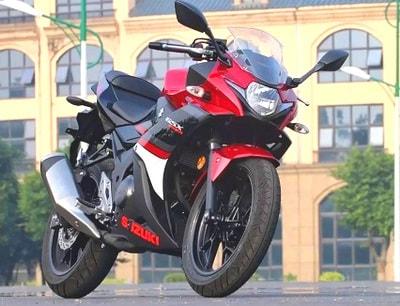 Motor Sport Suzuki GSX R250