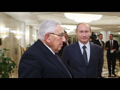 Image result for images of kissinger with chinese and russians