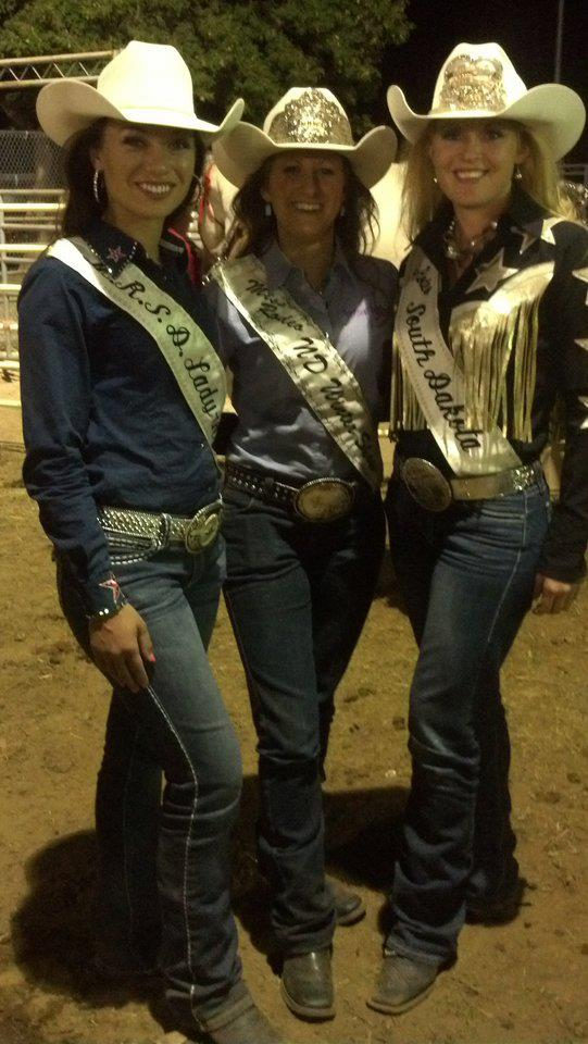 Miss Rodeo South Dakota 2012 Mrsd Travel Blog August