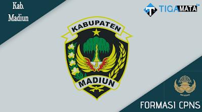 Formasi CPNS Kabupaten Madiun 2018