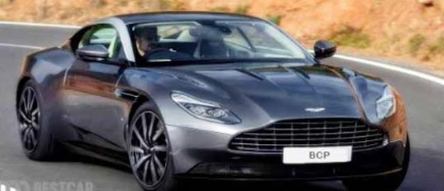 2018 Aston Martin DB11 Rendering Device