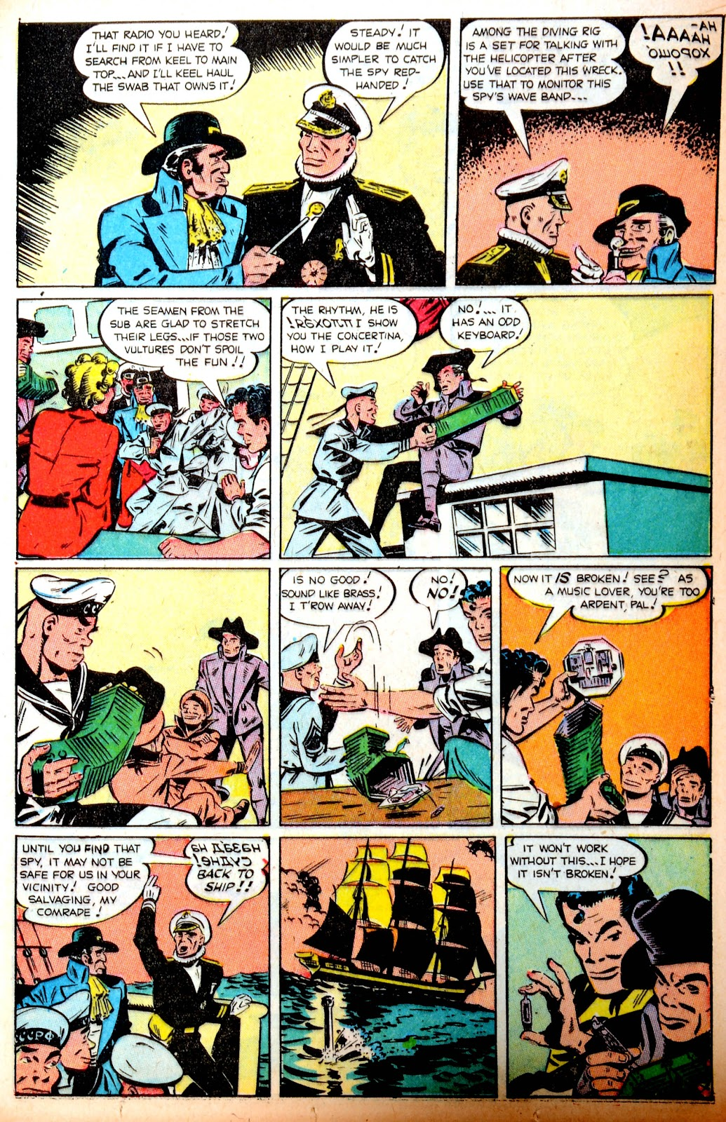 Read online Famous Funnies comic -  Issue #195 - 21