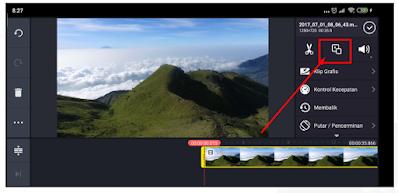 Cara Edit Video Zoom di Kinemaster Android