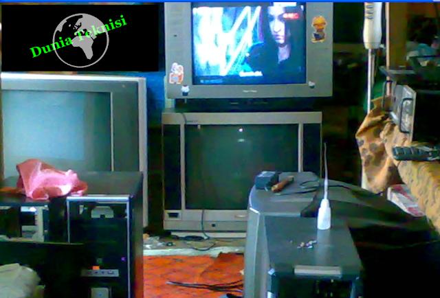 Penyebab Mati Sendiri/TV Sharp Slim 29-Inch