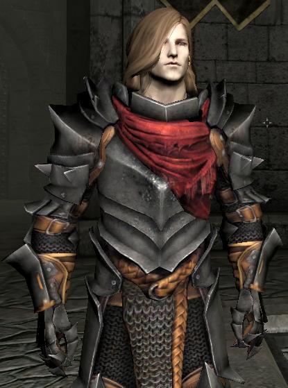 Skyrim Mods Highlights: Dragon Age 2 Hawke Armor