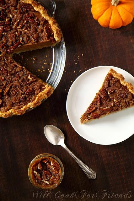 http://www.willcookforfriends.com/2012/11/pumpkin-pie-with-pecan-streusel-topping-plus-the-secret-to-making-the-perfect-pumpkin-pie.html