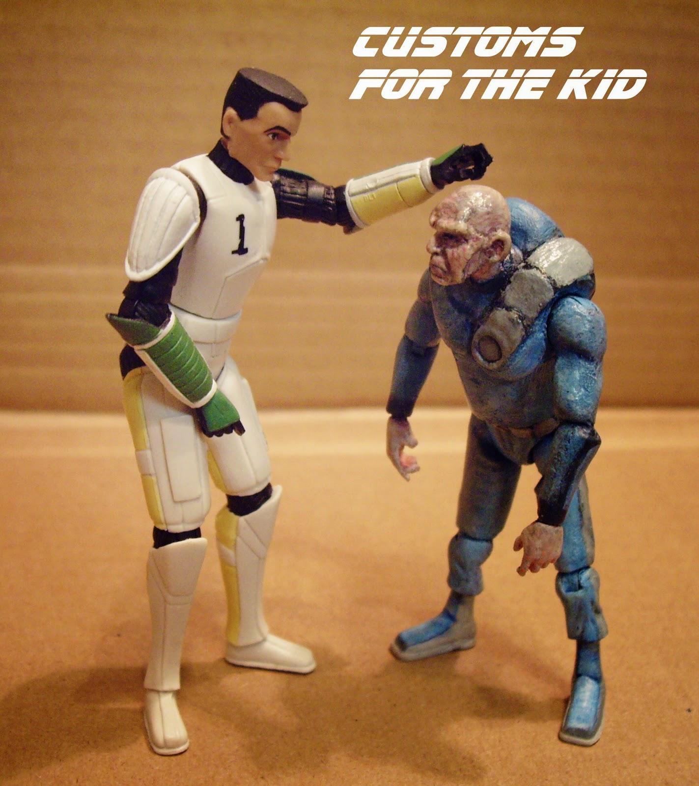 Star Wars Customs For The Kid Clone Wars 99 Custom