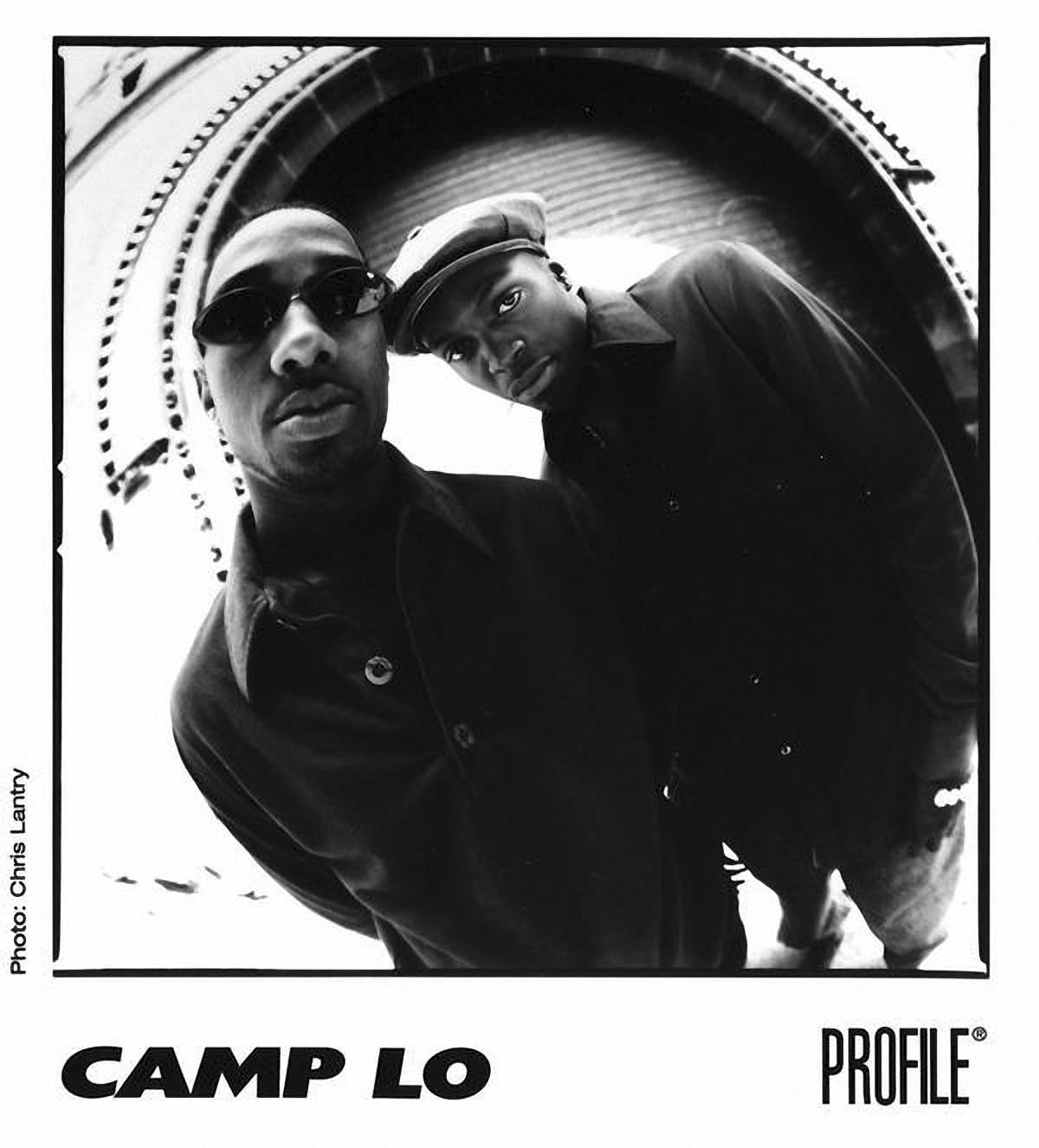 Camp Lo Publicity Photo