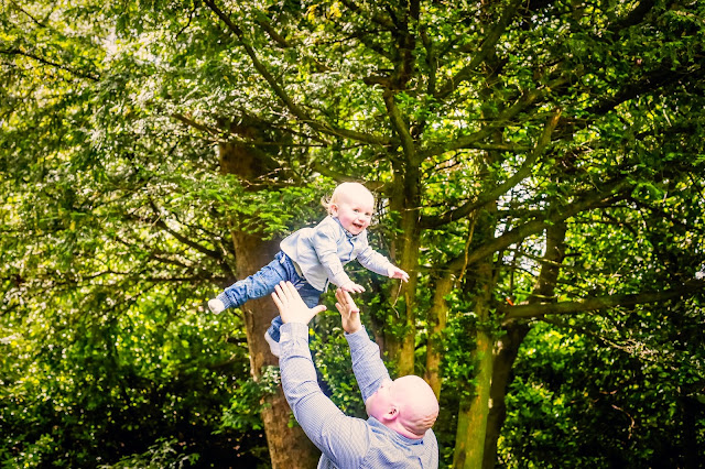 Mandy Charlton Photography, mini sessions in saltwell park, let's hear it for the dads