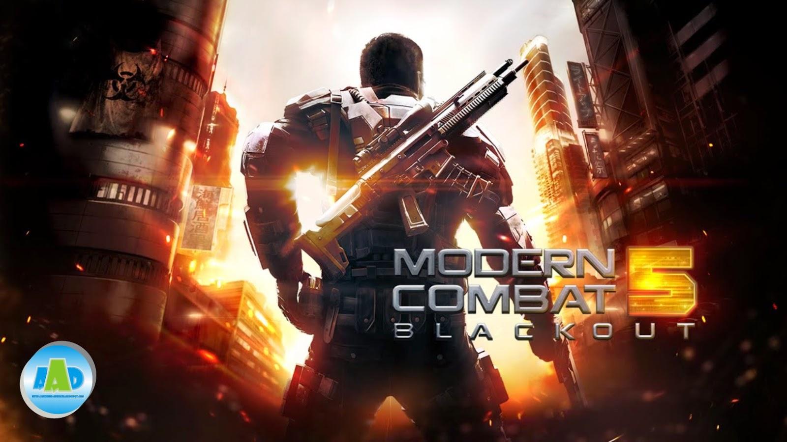 download game apk modern combat 4