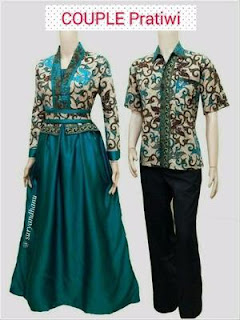 baju batik sarimbit keluarga