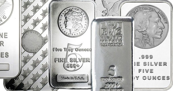 Refiners Reintroduced The 5 Oz Silver Bar Into Market In Recent Years And Size Exploded Pority Because It Has A Lot To Offer