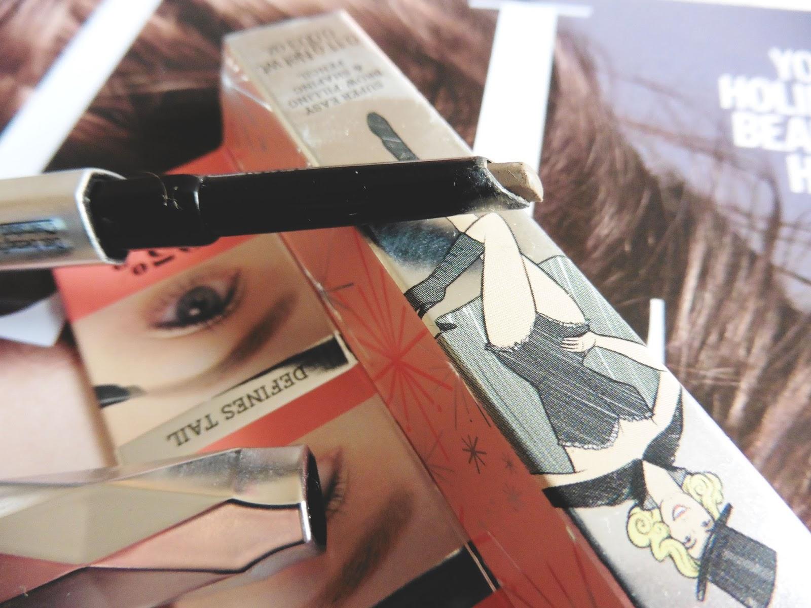 lebellelavie - Introducing the Benefit Goof Proof Brow Pencil