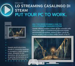 giochi in streaming da un PC a un altro