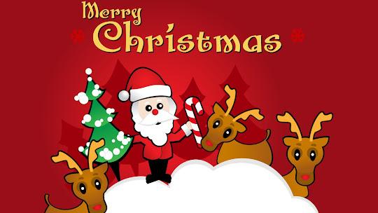 download besplatne Božićne pozadine za desktop 1920x1080 HDTV 1080p čestitke blagdani Merry Christmas