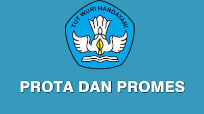 Contoh Prota dan Promes Matematika Kelas 5 SD/MI Kuirukulum 2013 Revisi 2018