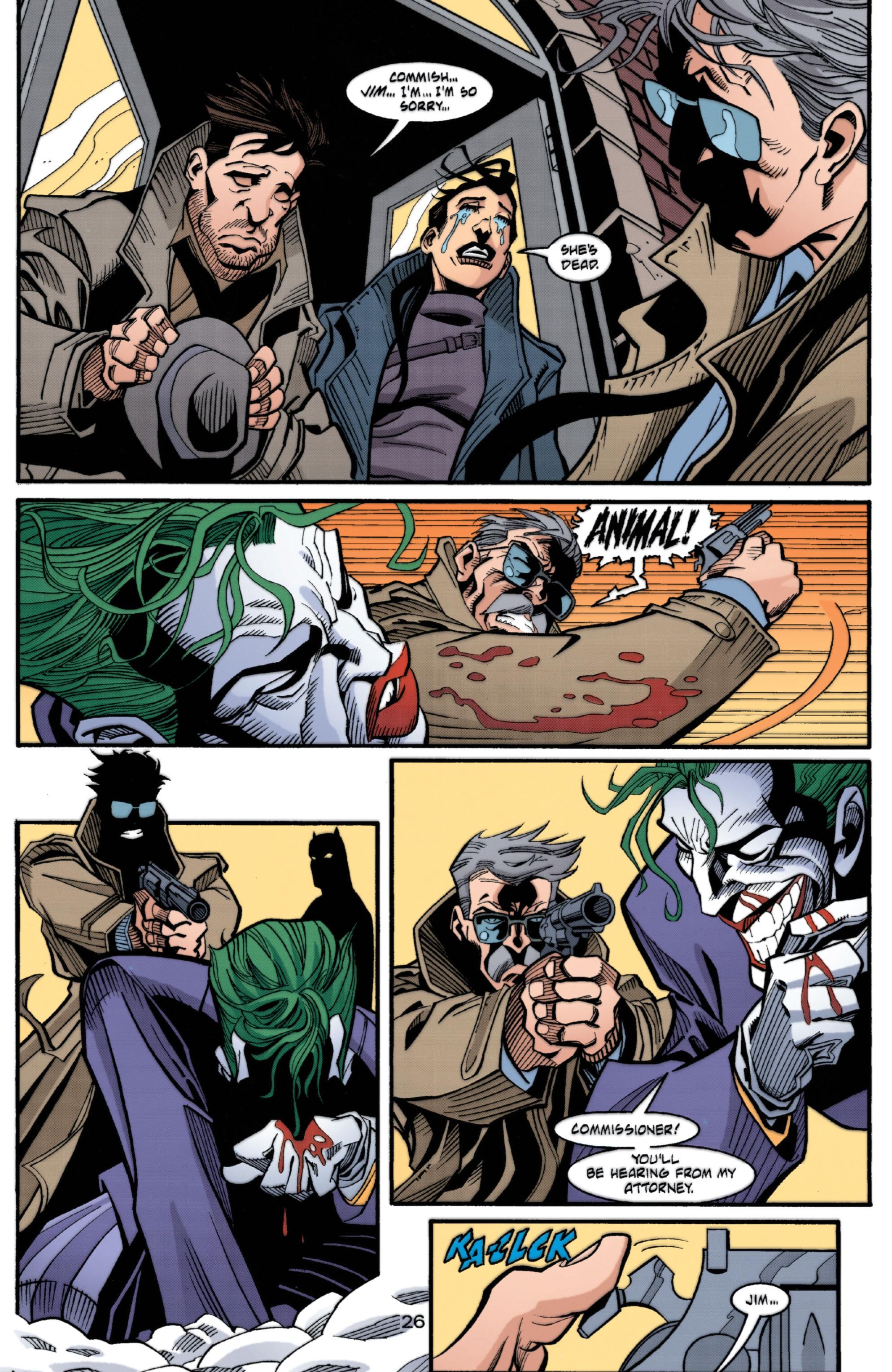Detective Comics (1937) 741 Page 26