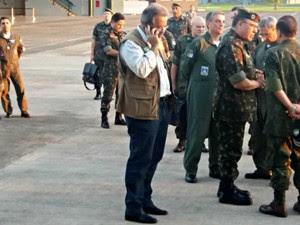 Brasil usará satélite israelense para segurança