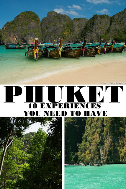 Things to do in Phuket | 10 Phuket Experiences You Need To Have In Phuket