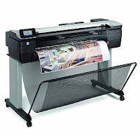HP Designjet T830 Driver Windows, Mac, Linux