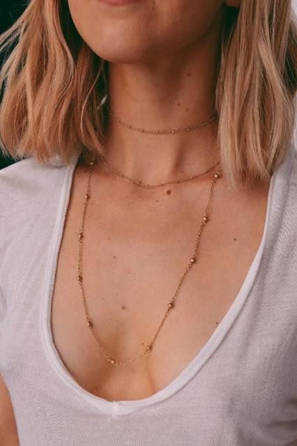 lovely necklace 2016