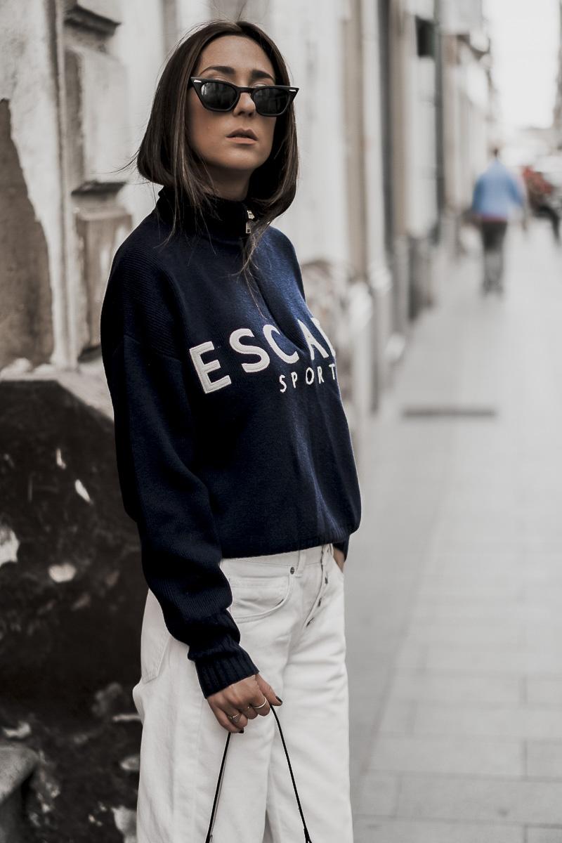 escada sweatshirt