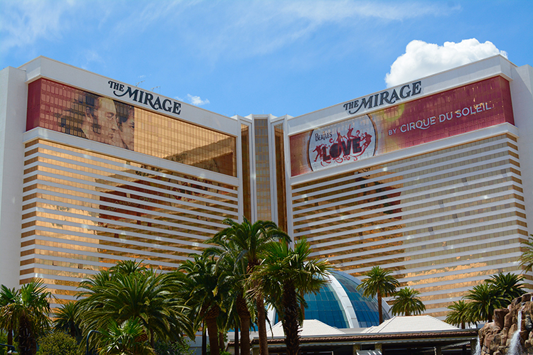The Mirage, Las Vegas, NV | My Darling Days