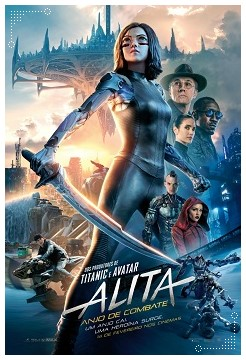 Alita – Anjo de Combate Torrent – BluRay 720p e 1080p Dublado