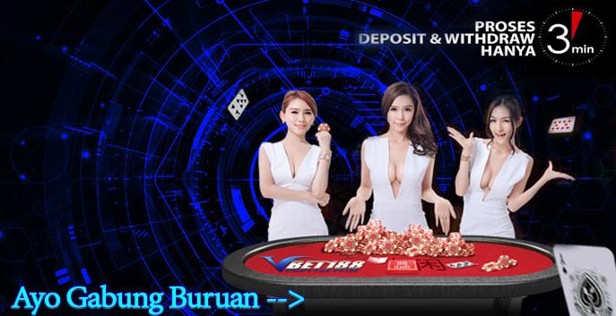 Judi Online - Poker IDN - Bola Sbobet - Taruhan Bola - Capsa Susun - Poker88 - Poker Uang Asli