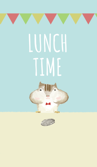 LUNCH TIME [squirrel]