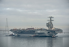 Gerald R. Ford Class Aircraft Carrier