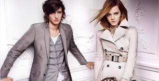 Emma Watson, Burberry