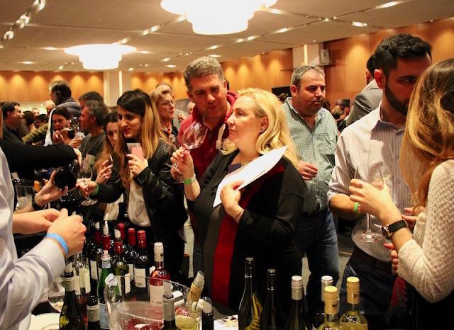 Με μεγάλη προσέλευση το Peloponnese Wine Festival 2018