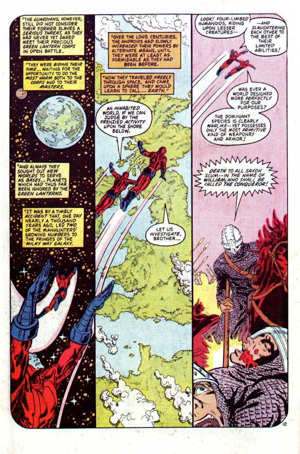 Read online Secret Origins (1986) comic -  Issue #22 - 13