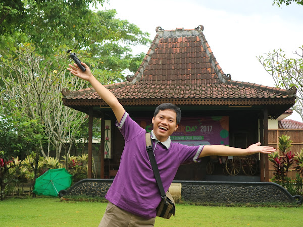 Saya, SoMan, Serta Khasiatnya Di Jakarta