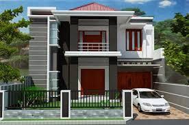 Desain Terbaru Rumah Minimalis 2 Lantai Type 70 Paling Nyaman Untuk Tempat Tinggal 5