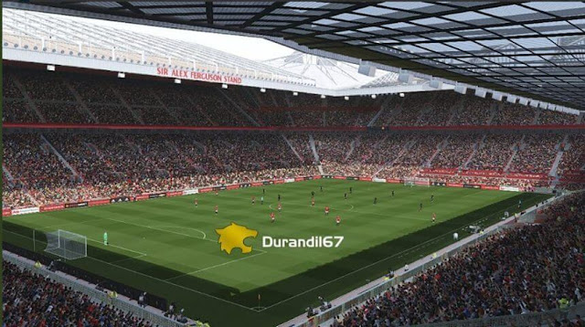 Old Trafford For PES 2018 PC