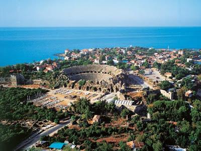 Kota Side Antalya
