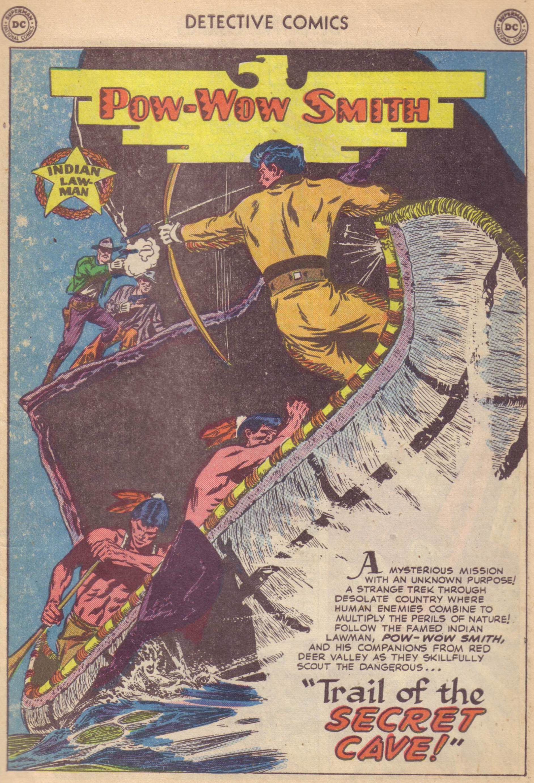 Read online Detective Comics (1937) comic -  Issue #177 - 33