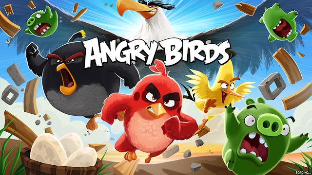 تحميل لعبة Angry Birds v6.2.0 مهكرة للاندرويد (اخر اصدار)