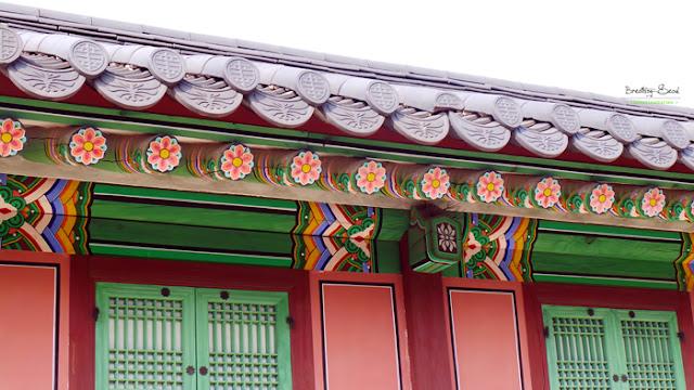Gyeongbokgung palace seoul korea visit