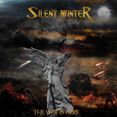 Silent Winter - The War Is Here (EP 2018)