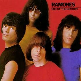RAMONES - End Of The Century - Los mejores discos de 1980