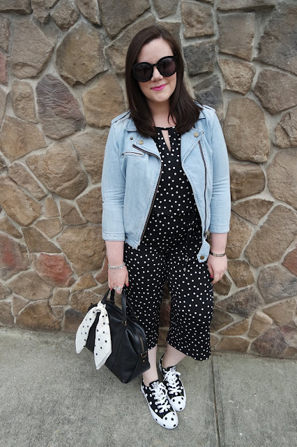 Sequins and Skulls: Polka Dot Party