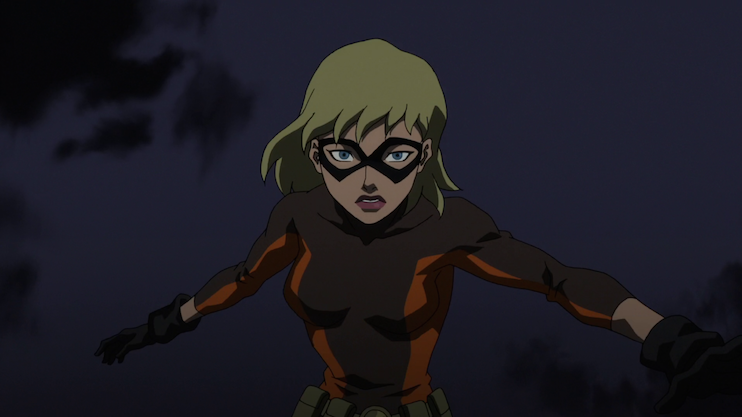 Teen titans animation revoltion judas contract