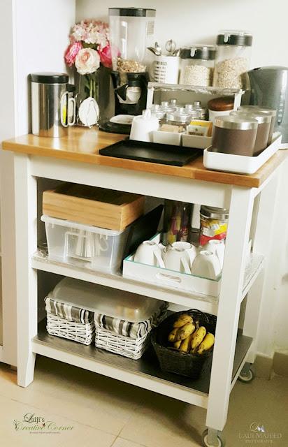Laiji S Creative Corner Tea Coffee And Breakfast Station