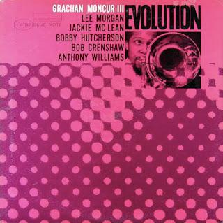 Grachan Moncur III, Evolution