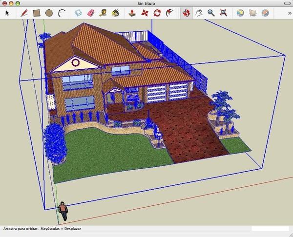 Google - SketchUp - Create 3D models easily