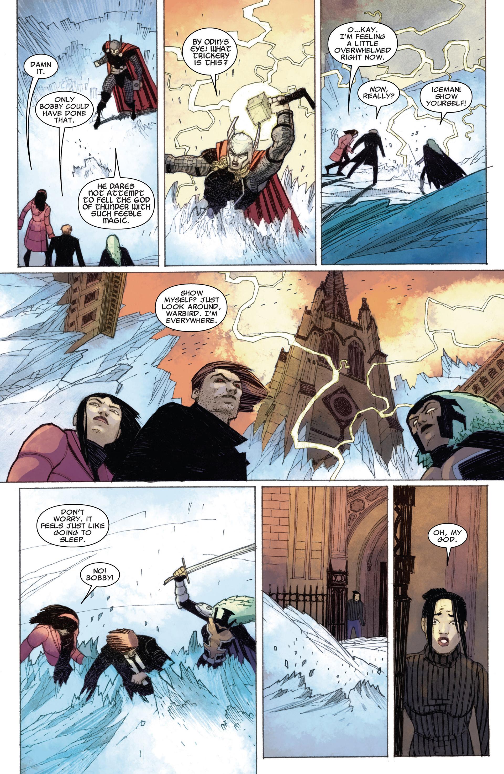 Read online Astonishing X-Men (2004) comic -  Issue #65 - 8